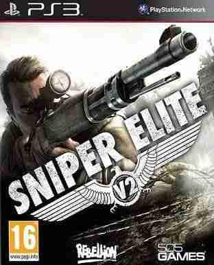 Descargar Sniper Elite V2 [MULTI][PAL][FW 4.0x][RiOT] por Torrent